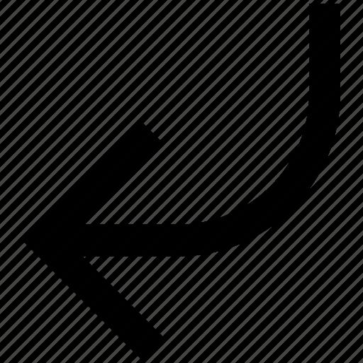 .svg, arrow, back, left, left arrow icon