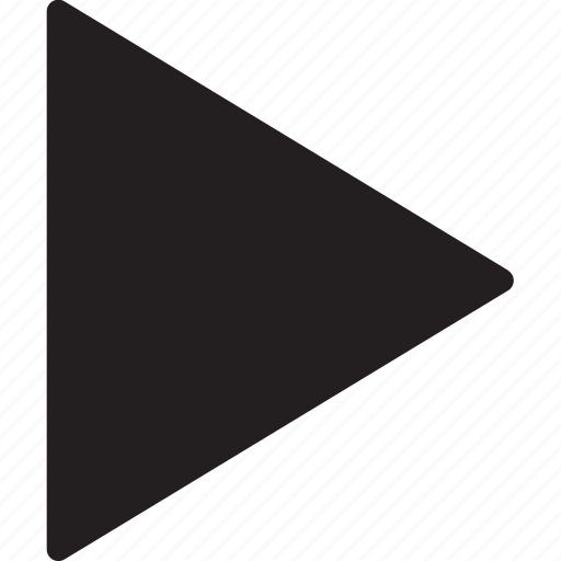 arrows, direction, directional, next, play, skip, triangle icon
