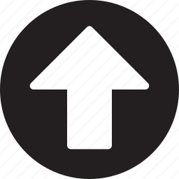 arrows, direction, directional, upload, uploading icon