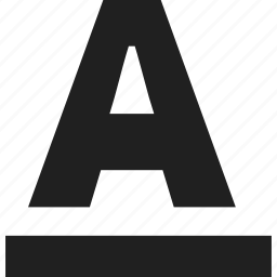 a, arrow, arrows, direction, down, interface, right icon