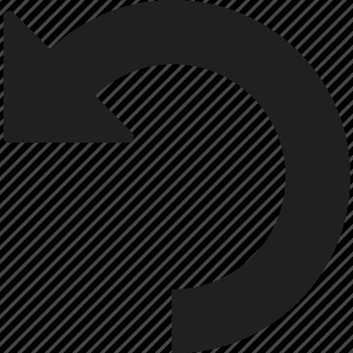 arrows, curve arrow, curve arrows, direction, directional, directions icon
