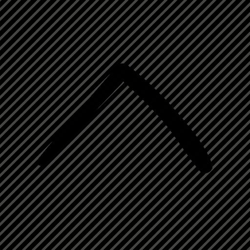 arrow, arrows, direction, navigation, up icon