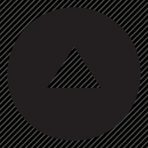 arrow, increase, interaction, ui, up, user interface icon