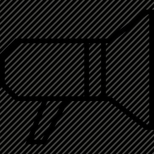 ecommerce, loud, megaphone icon