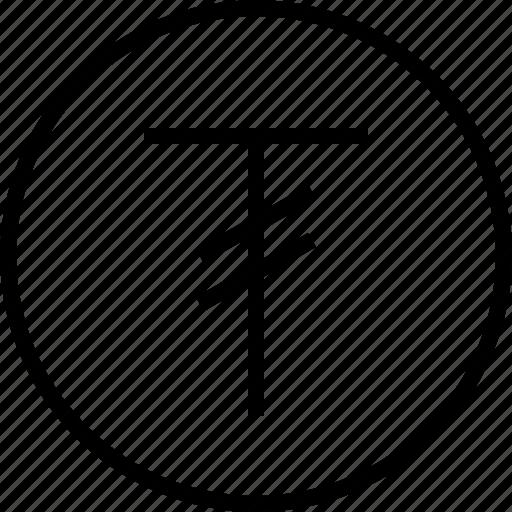 ecommerce, tugriks icon