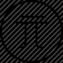 ecommerce, yen icon