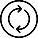 loop, openings, cross, arrow, narrow