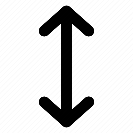 arrow, interface, lengthen, scale, stretch icon