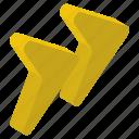 arrow sign, arrow symbol, forward arrow, pointing arrow, right arrow icon