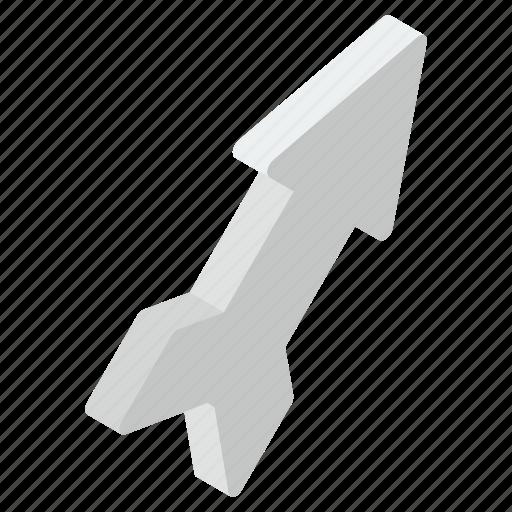 Arrow mark, click arrow, cursor, mouse cursor, pointer icon - Download on Iconfinder