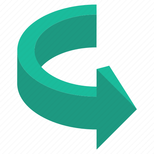 Circular arrow, loading, refresh, reload, update icon - Download on Iconfinder