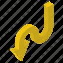arrow button, arrow direction, download arrow, download symbol, downward arrow