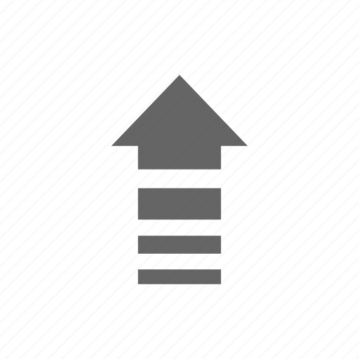 arrow, icrease icon