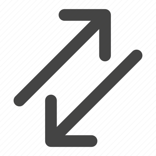 arrow, arrows, direction, point, pointer, repeat, transfer icon