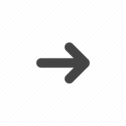 Arrow, arrows, direction, forward, next, right icon - Download on Iconfinder