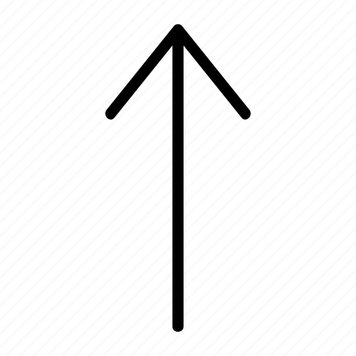 arrow, arrows, direction, high, sign, up icon
