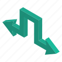directional arrows, left right arrow, move left, move right, navigation icon