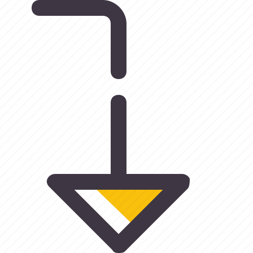Arrow, down, level icon - Download on Iconfinder