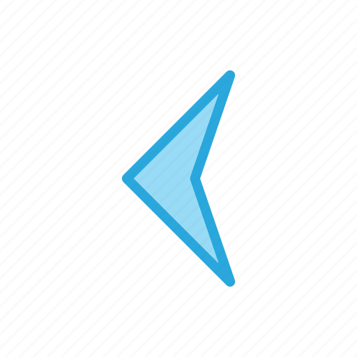 Arrow, direction, left icon - Download on Iconfinder