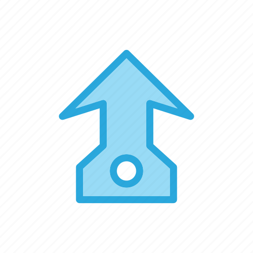 Arrow, path icon - Download on Iconfinder on Iconfinder
