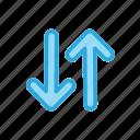 arrow, complex arrow, direction icon
