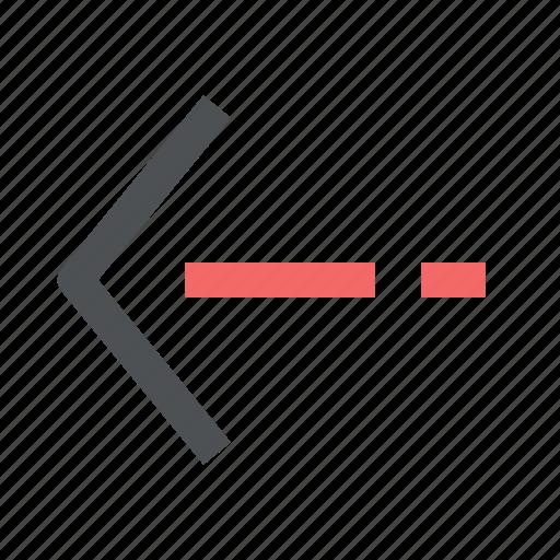 Arrow, chevron, direction, left icon - Download on Iconfinder