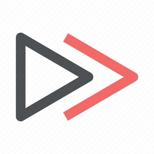 Arrow, chevron, direction, right icon - Download on Iconfinder
