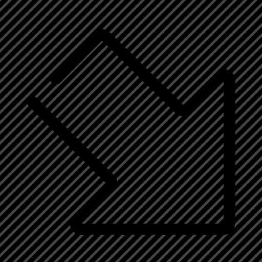 arrow, arrows, direction, move icon