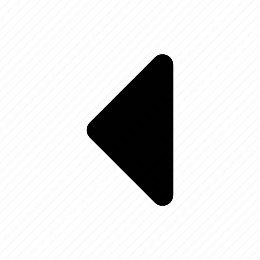 Arrow, back, previous, triangle icon - Download on Iconfinder
