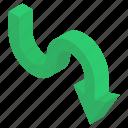 arrow button, arrow direction, download arrow, download symbol, downward arrow icon