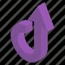 road arrow, upload, upload arrow, upload sign, upward arrow, web arrow
