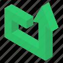 upload, upload arrow, upload sign, upward arrow, web arrow