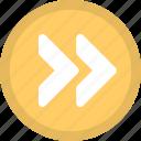 arrow, directional, forward arrow, navigation, next