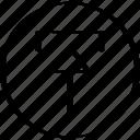 arrow, now, point, pointer, upload icon