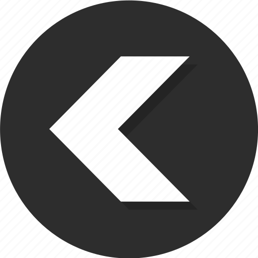 arrow, back, point, rewind icon