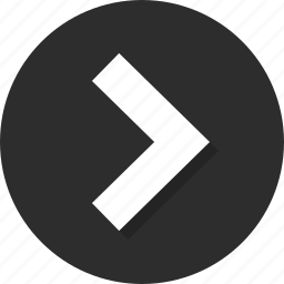 arrow, forward, go, next, point icon