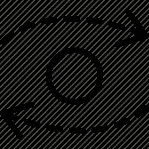 iconfinder arrows by chris markhing rh iconfinder com circle arrow vector free download half circle arrow vector