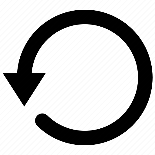 reload, repeat, reset, rotate, undo, update, watchkit icon