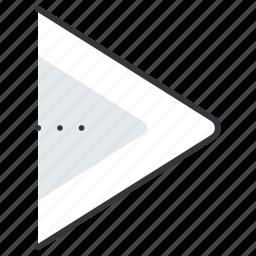 arrow, arrows, pointer, right icon