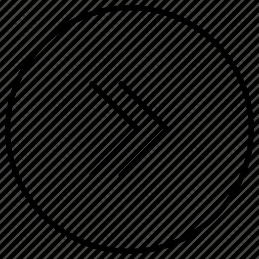 arrow, forward, next, right, right arrow, right arrows icon