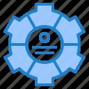 diagram, infographic, gear, chart, element