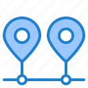 timeline, infographic, element, location, diagram