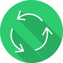 arrow, arrows, change, couple, directions, exchange, two icon