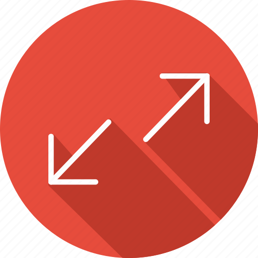 arrows, direction, down arrow, download, multimedia, orientation, uploade icon