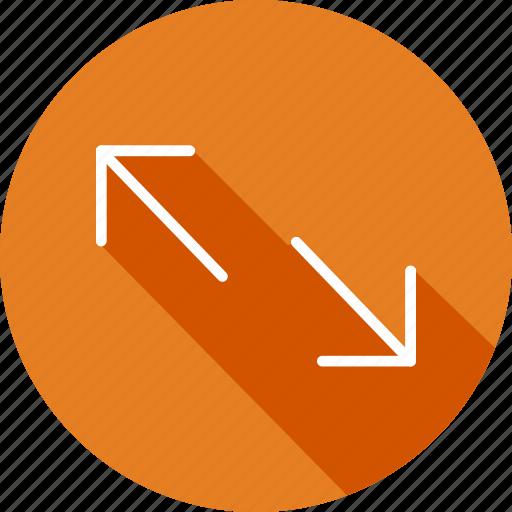 arrows, direction, down arrow, download, downloading, orientation, uploade icon