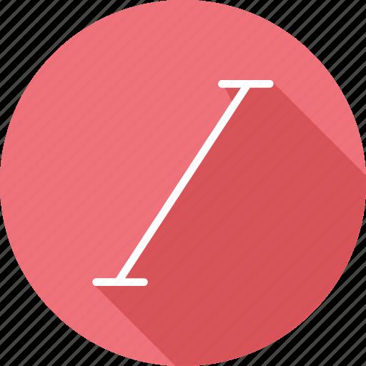 edit tools, italic, option, signs, text format, text formatting icon