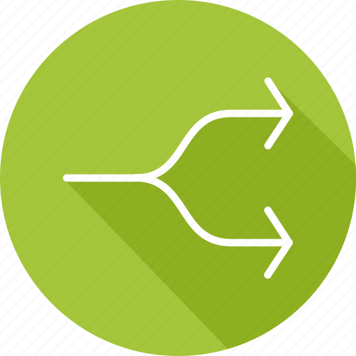 arrows, change, changing, exchange, random, shuffle, symbols icon