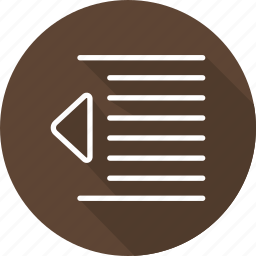 alignment, lines, option, outdent, signs, text, ui icon