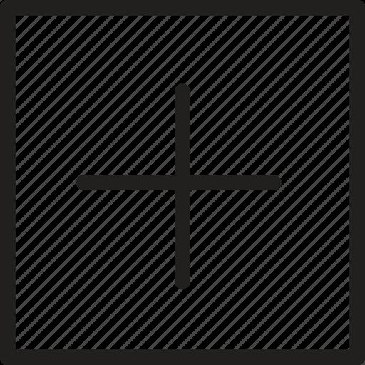 add, arrow, arrows, new, plus, shape, sign icon