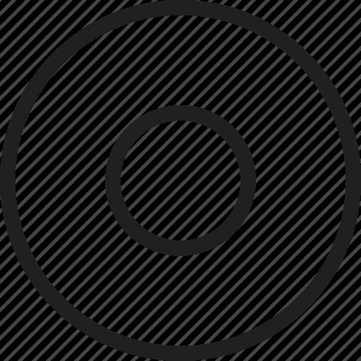 audio, control, music, player, record, sound, video icon